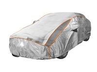 Prelata auto impermeabila cu protectie pentru grindina RoGroup, 3 straturi, marimea L