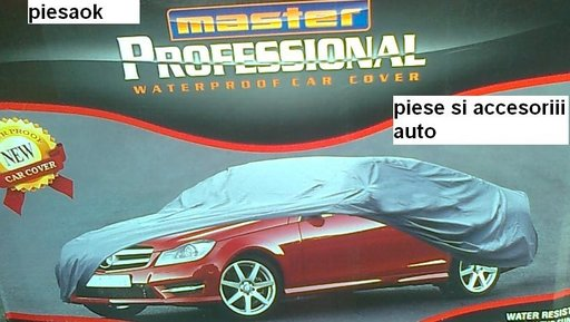 Prelata auto impermeabila Skoda Superb profesional
