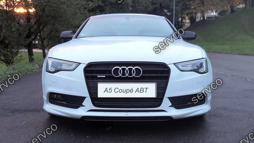 Prelungire ABT Audi A5 Facelift Coupe Sportback Cabrio 8T2 ABT ver1