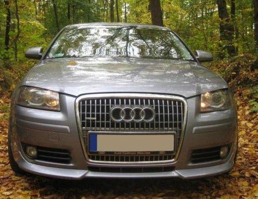 Prelungire adaos fusta spoiler bara fata Audi A3 8P S3 S 3 2005 -