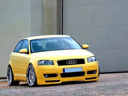 Prelungire adaos fusta spoiler bara fata Audi A3 8P coupe 2003 2005