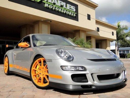 Prelungire adaos fusta spoiler bara fata Porsche 997 GT3