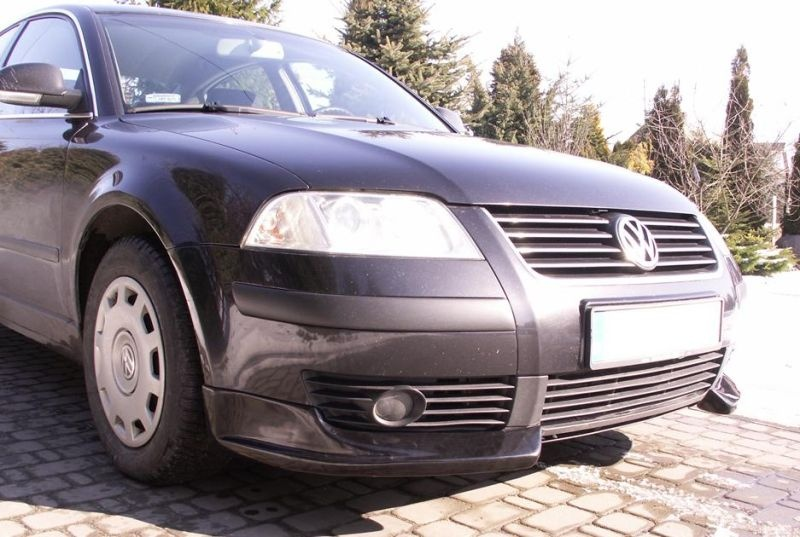 Prelungire adaos fusta spoiler bara fata VW Passat B5FL din 2 buc