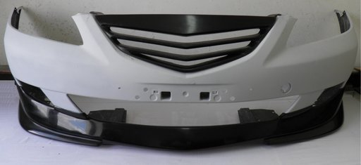 Prelungire adaos fusta spoiler extensie bara fata Mazda 6