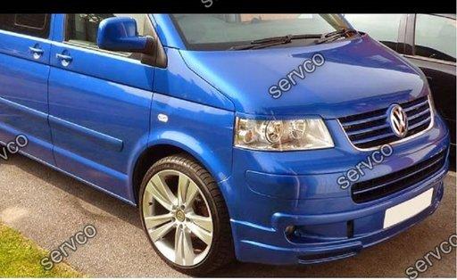 Prelungire adaos lip buza tuning sport bara fata VW T5 Multivan Caravelle 2003-2009 v4