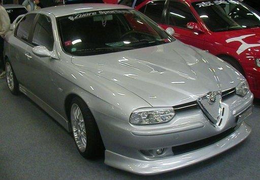 Prelungire adaos spoiler fusta bara fata Alfa Romeo 156