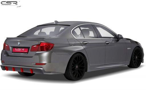 Prelungire bara spate Spoiler Difuzor BMW 5er F10/F11 ab 7/2013 CSR-HA146