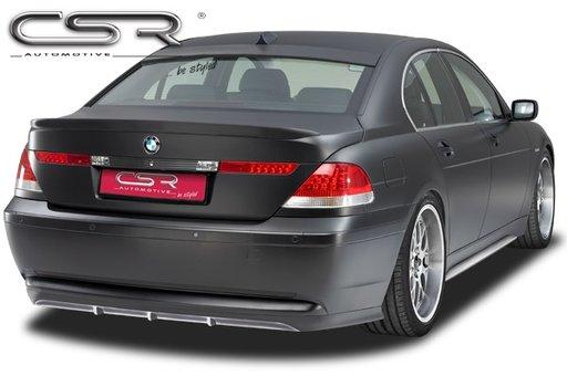 Prelungire bara spate Spoiler Difuzor BMW 7er E65 / E66 2001-2005 CSR-HA041