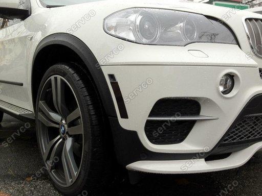 Prelungire bara tuning Aero BMW X5 E70 LCI facelift 2011-2014 ver2