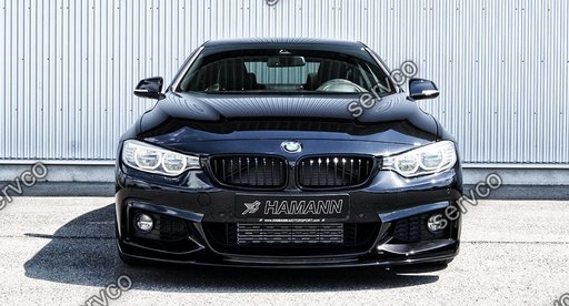 Prelungire difuzor bara fata BMW Seria 4 F32 F33 F36 Hamann v2