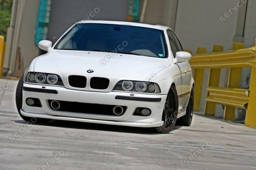 Prelungire difuzor splitter spoiler bara fata Lip Hamann BMW E39 Pachet M M5