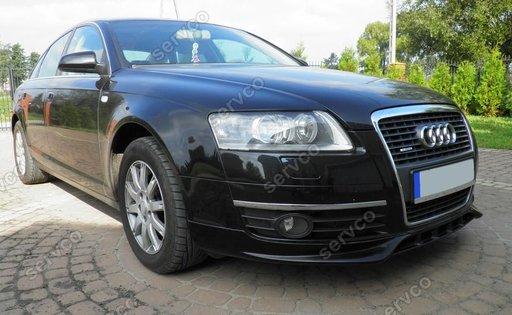 Prelungire fata S LIne Audi A6 4F C6 S-Line S6
