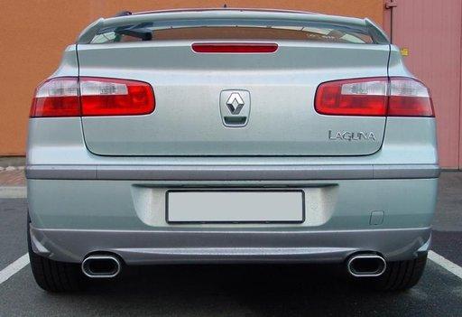 Prelungire fusta spoiler bara spate Renault Laguna 2 sedan hb