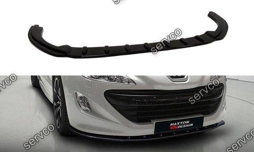 Prelungire splitter bara fata Peugeot RCZ 2009-2012 v1
