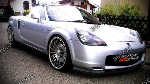 Prelungire splitter bara fata Toyota MR2 MK3 1999-2004 v1
