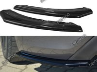 Prelungire splitter bara spate Hyundai Genesis MK1 Coupe 2009-2012 v1