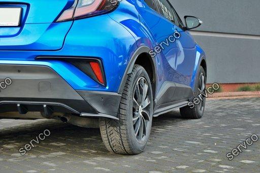 Prelungire splitter bara spate Toyota CH-R 2016- v1