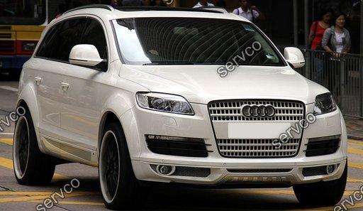 Prelungire spoiler ABT Bara Fata Audi Q7 AB Look Sline