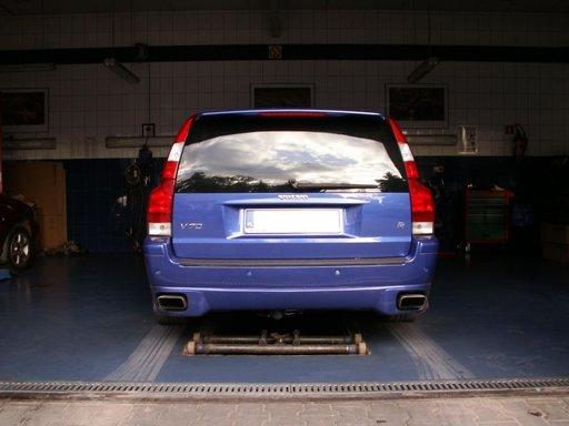 Prelungire spoiler adaos fusta bara spate Volvo V70 2001 2007