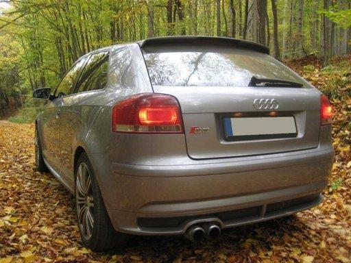 Prelungire spoiler bara spate Audi A3 8P S3 S 3 Sportback 2005 -