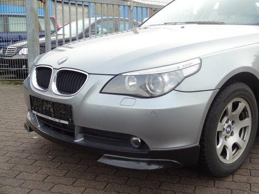 Prelungire spoiler extensie bara fata BMW E60 2003 2007 ver2