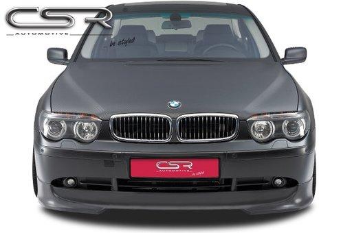 Prelungire Spoiler Sub Bara Fata BMW Seria 7 E65 E66 fara facelift