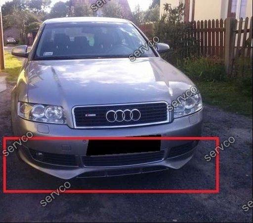 Prelungire spoiler tuning sport bara fata Audi A4 B6 8E 8H S4 Rs4 S line 2001-2005 v1