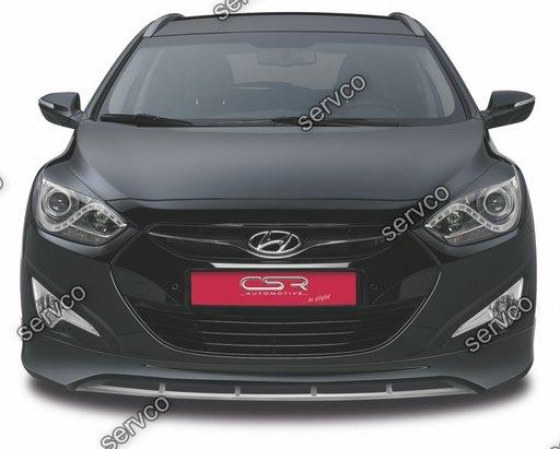 Prelungire tuning sport bara fata Hyundai i40 CSR FA202 2011-2019 v1