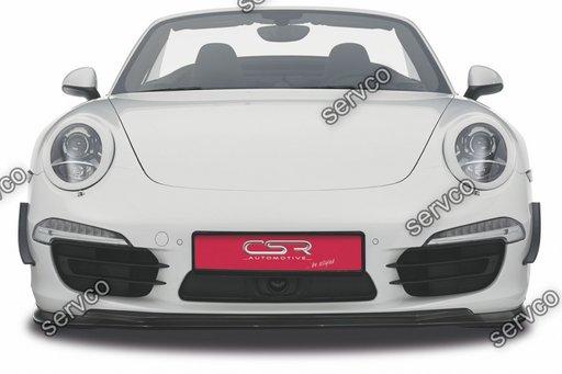 Prelungire tuning sport bara fata Porsche 911 991 CSR FA200 2011-2019 v4
