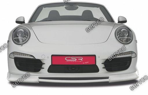 Prelungire tuning sport bara fata Porsche 911 991 CSR FA201 2011-2019 v5