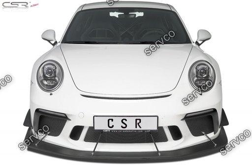 Prelungire tuning sport bara fata Porsche 911 991 GT3 GT3RS Coupe CSR FA277 2017- v9