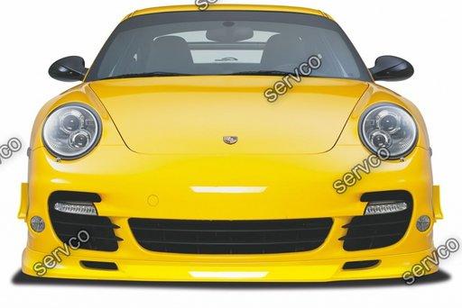 Prelungire tuning sport bara fata Porsche 911 997 Turbo Turbo S CSR FA240 2005-2013 v6