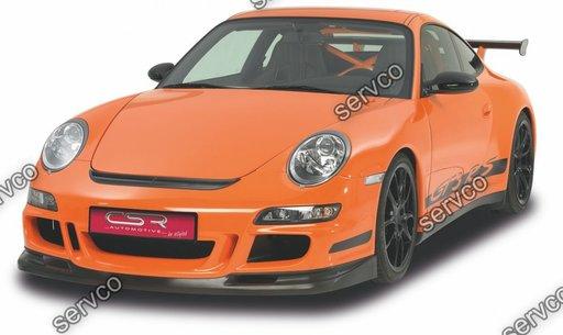 Prelungire tuning sport bara fata Porsche 911 997 CSR FA997RS 2005-2010 v14