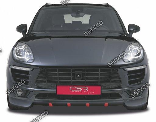 Prelungire tuning sport bara fata Porsche Macan CSR FA226 2014-2015 v1