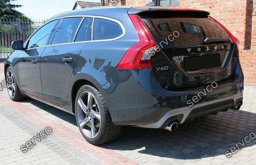 Prelungiri bara tuning R Design Volvo S60 V60 2010-2014 ver1