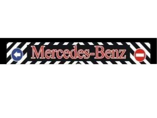 Pres lung de noroi spate 40cm x 240cm Mercedes Benz, aparatori noroi | Piese Noi | Livrare Rapida