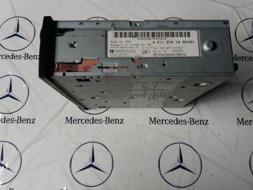 Procesor navigatie mercedes cod A 2118701085