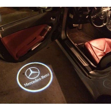 Proiectoare Holograma Led Logo Dedicat Mercedes C-