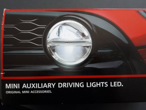 Proiectoare LED - MINI Cooper
