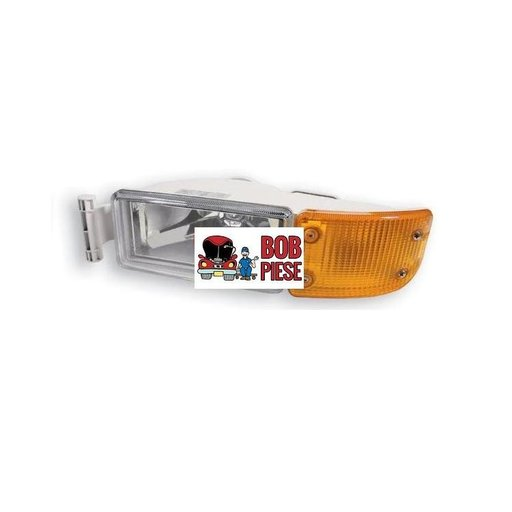 Proiector / far ceata stanga cu semnalizator Man TGA TGL TGM 2000-2009 | Piese Noi | Livrare Rapida