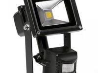 Proiector LED cu senzor miscare 50W. COD: PSENZ50W