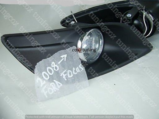Proiectore ford focus 3 cu tot cu grila