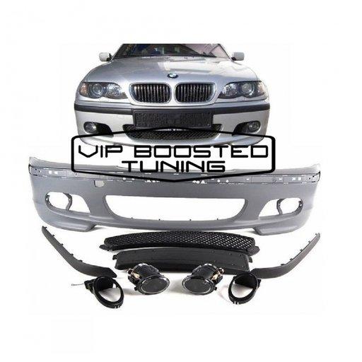 PROMO! BARA MODEL M TECH II PENTRU BMW SERIA 3 E46 LIMOUSINE / TOURING