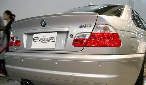 PROMO! ELERON PORTBAGAJ MODEL M PENTRU BMW E46 SERIA 3 LIMO