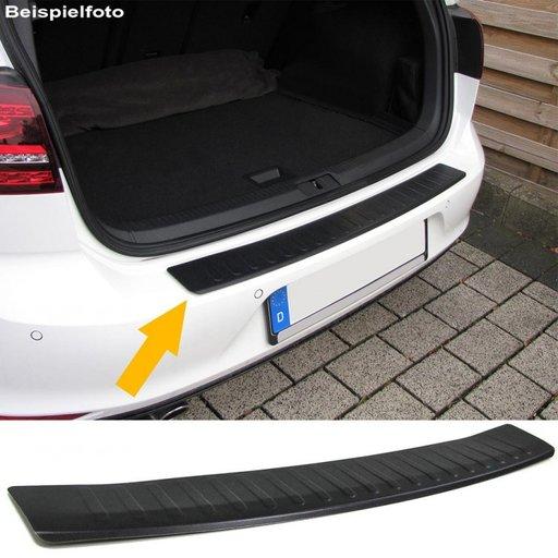 Protectie bara portbagaj VW Passat 3C B6 Variant 2005-2010 model Negru