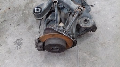 Punte spate Mercedes Classe C (203) 2000, 2.2 D, 143 CP