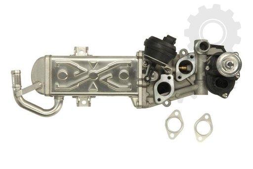 Racitor EGR + supapa EGR 1.6 TDI VW AUDI SEAT SKODA