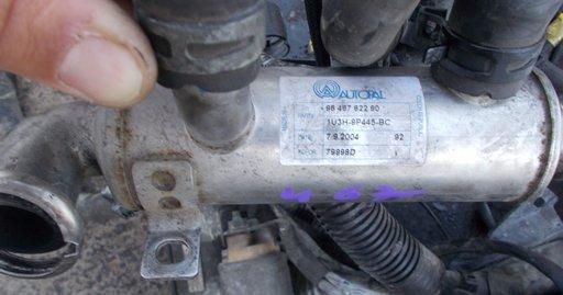 Racitor gaze Peugeot 407, 1.6 HDI, din 2006 / 2007