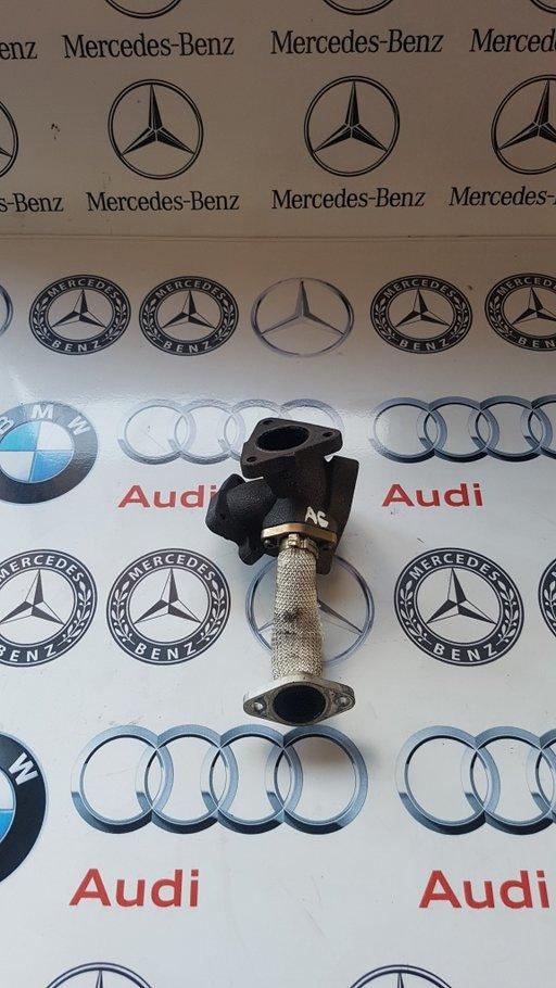 Racord galerie evacuare Audi A6 4F 3.0