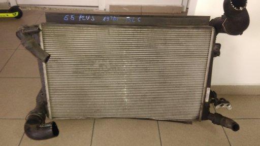 Radiatoare apa, ac., intercooler (kit). VW Golf 5 1.9 BLS `2007